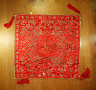 china silk table cover