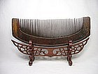 China Vintage Art Wood Comb
