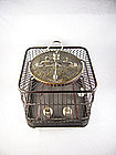 China Antique Zitan Bird Cage