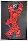 "Haku Maki Big Red ""Dance 69-5""  Late 1960s"