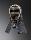 a superb  kendo mask ,19th century