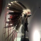plain indians headdress