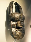 grebo mask ,ivory coast