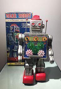 horikawa  gear robot with original box