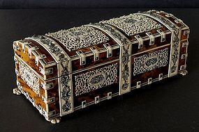 Anglo- Indian box Visagapatam