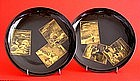 Japanese lacquer dishes