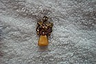 Antique Victorian Pocket Watch Fob P. A. P.