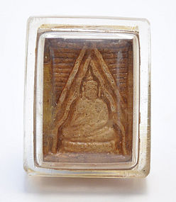 1st Issue of Buddha from Wat Paknam