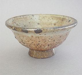 Wood-fired Chawan, Tea Cup, George Gledhill