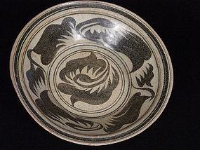 Dish, Khalong Kilns, Northern Thailand, ca.14th-16th C.