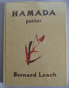 Hamada Potter by Bernard Leach