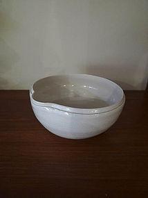 Katakuchi, Spouted Bowl, Hanako Nakazato