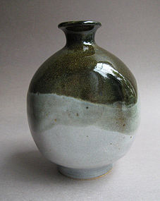 Sake Bottle or Vase; John Miller; Portland, OR