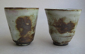 Set of 2 Cups; Sachiko Furuya