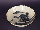 "Imari Bowls ""kurowanka"", set of 10, Meiji Era"