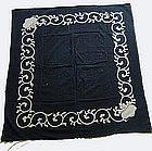 Furoshiki, Wrapping Cloth, Indigo dyed Cotton