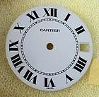 Cartier SANTOS RDEGM AUTO Dial with DATE