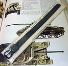 U.S. MARINE CORPS Nylon Wrist Watch Strap 17mm Orig. Pkg. WWI Vintage
