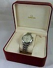 OMEGA SPEEDMASTER Automatic Calendar CHRONOGRAPH White Dial with Box