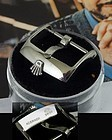 ROLEX 16mm Stainless Logo Buckle ACIERINOX ROLEXSA SWISS High Grade