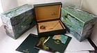 ROLEX Sea-Dweller 16600 Box & Papers All Parts Excellent 1995