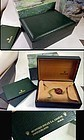 ROLEX Men's Box & Papers All Component Parts Excellent 1990s