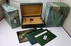 ROLEX Submariner No DATE Ref. 14060 Box & Papers UNUSED Like New 1995