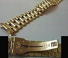 Rolex President 18k Yellow Gold Bracelet 55B 20mm for Model 18238