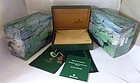 ROLEX DATEJUST 16200 all STAINLESS NOS BOX and Documents