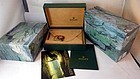 ROLEX BOX & Documents for SUBMARINER 16610 NEW but OLD STOCK.  UNUSED