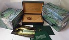 ROLEX BOX & Documents SUBMARINER NO DATE Ref. 14060 UNUSED