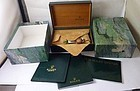 ROLEX AIR KING BOX Ref 14000 original unused BOX & Documents NOS