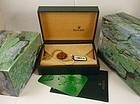 ROLEX Inner and Outer BOX & Documents 1990s This Box was never used