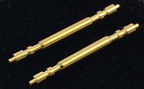 ROLEX DAY DATE President Model 20mm SPRING BARS Set of two (2)