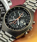 OMEGA SPEEDMASTER Chronograph DAY DATE AUTOMATIC Ref. 1045