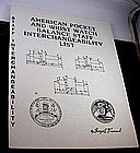 Pocket & Wrist Balance Staff Interchangeability List 1979 Out-of-Stock
