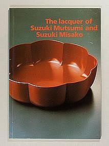 Book: Impey /  Suzuki, Suzuki school of lacquer, 1988