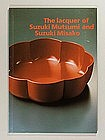 Book: Impey /  Suzuki, Suzuki school of lacquer, 1988