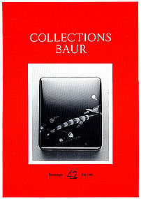 Book: Jan Dees, Uzawa Shogetsu, Collections Baur, 1986