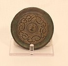 Ancient Han Dynasty Chinese mirror