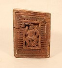 Bengali terracotta Temple brick 17th c 18th c