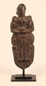 17th-18th c Indian Hindu rosewood Temple doll