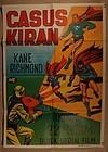 Vintage Turkish serial movie poster Superman Batman and Robin