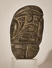 Guatemala  Mayan Pre Columbian  stone figure