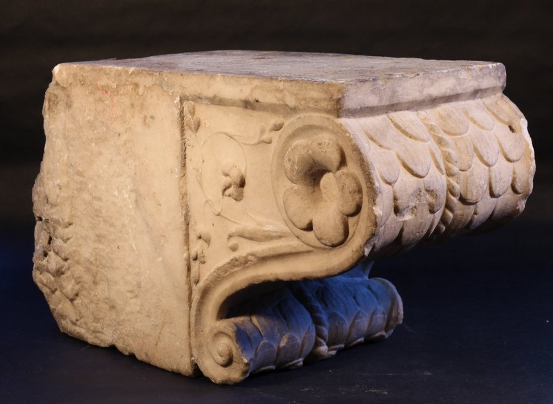 Imperial Roman Marble Modillion or corbel 1st-2nd C AD