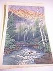 """""""Takegawa river at dawn"""" by Takashi Ito"""