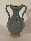 Vintage Chinese studio jun yao vase