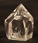 Rare fine clear Quartz point