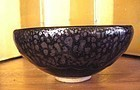 Chinese Oil Spot Glazed Tea Bowl