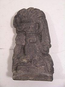 Apocalypto Aztec Statue